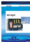 AZ Light - Receiver for AZ-Radio Loggers Datasheet