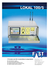Lokal - Model 100 - Leakage Detection System Datasheet