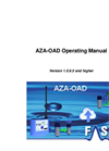 AZA-OAD - Version 1.0.6.5 and Higher - Operating Manual