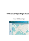 Watercloud  Map -Based Online Application - User Manual
