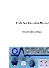 Drulo App - Operating Manual