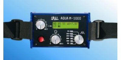 Aqua - Model M100 D - Geophone/Testrod to Detect and Locate Leakages