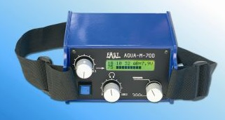 Aqua - Model M70 D - Geophone/Testrod to Detect and Locate Leakages