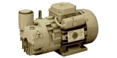 Dekker DuraVane - Model RVL002H-01 - Lubricated Rotary Vane Vacuum Pumps