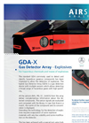 Gas Detector Array - Explosives- Brochure