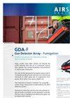 Airsense - Model GDA-F - Gas Detector Array - Fumigation - Brochure