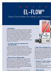 Gas Mass Flow Meters & Controllers EL-FLOW Series