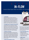 Mass Flow Meters-Controllers IN-FLOW Series