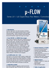 Liquid Flow Meters-Controllers µ-FLOW series L01