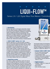Digital Liquid Flow Meters-Controllers L10/L20