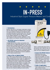 Model IN-PRESS series - Digital Pressure Meters / Controllers Brochure