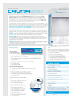 Cruma - Model 1010 - Ductless Fume Hoods Brochure