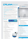Cruma - Model 1200 - Ductless Fume Hoods Brochure