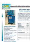 Self Contained Pressurized Reverse Osmosis Systems Brochure