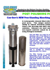 Free-Standing Absorbing Post Filter Brochure