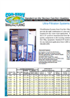 Con-Serv - Ultra-Filtration Systems - Brochure