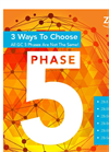 Select the Right 5 Phase for Your GC Applications