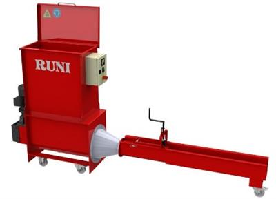 RUNI - Model SK120 - Screw Compactor