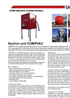 DISAB - CompVac - Industrial Cleaning Machine – Brochure