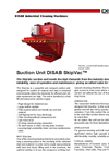 Model SkipVac - Industrial Cleaning Machine Brochure