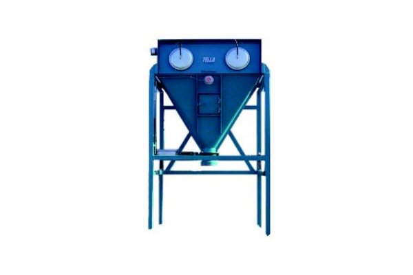 Disab - Model Beass Series - Complete Stand Alone Vacuum Filter Separators