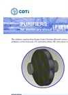 Purifiers for Stationary Engines- Brochure
