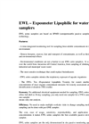 EWL-Tox - Exposmeter Lipophilic Toxicity for Water - Brochure