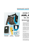 Hose Reels Extractor-ASR and ASRM Series