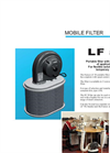 Fumex - LF 50 - Portable, Flexible Filter Unit for Temporary Work Solutions - Brochure