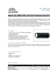 EL-USB-LITE - Low Cost Temperature Data Logger - Data Sheet