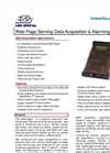 IntelliLogger Network Enabled Data Logger and HyperWare-II Software - Data Sheet