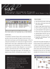 HAP HyperWare Automation Software, automates downloading of data - Data Sheet