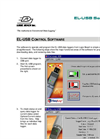 EL-USB Data Logger Software for Setup and Data Plotting - Data Sheet