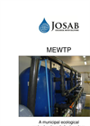 Municipal Ecological Water Treaent Plant (MEWTP) System - Brochure