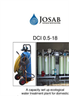 DCI 0.5-18 - Complete Ecological Water Purification System - Brochure