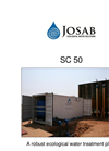 SC 50 - Robust Ecological Water Treatment Plant - Brochure