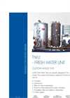 Fresh Water Unit Brochure