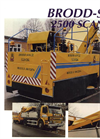 BRODD-SON - 2500 Scandia - Heavy Duty Street Sweeper Brochure