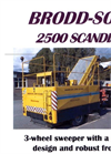 BRODD-SON - 2500 Scandia - 3wheel Version Brochure