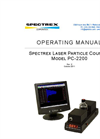 PC-2200 - Laser Particle Counter – Manual