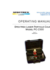 PC-2300 - Portable Laser Particle Counter – Manual