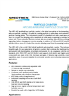 Spectrex - Model HPC 600 - Airborne Particle Counter – Brochure