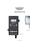 OS-4 - Ozone Switch Model – Manual