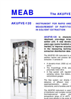 AKUFVE - Model 120 - Rapid and Accurate Measuremen System - Brochure