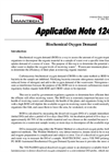 Biochemical Oxygen Demand Application Notes