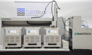 MANTECH ColdBlock - 18-Channel Sequential Digestion System With Automated Acid Dispenser