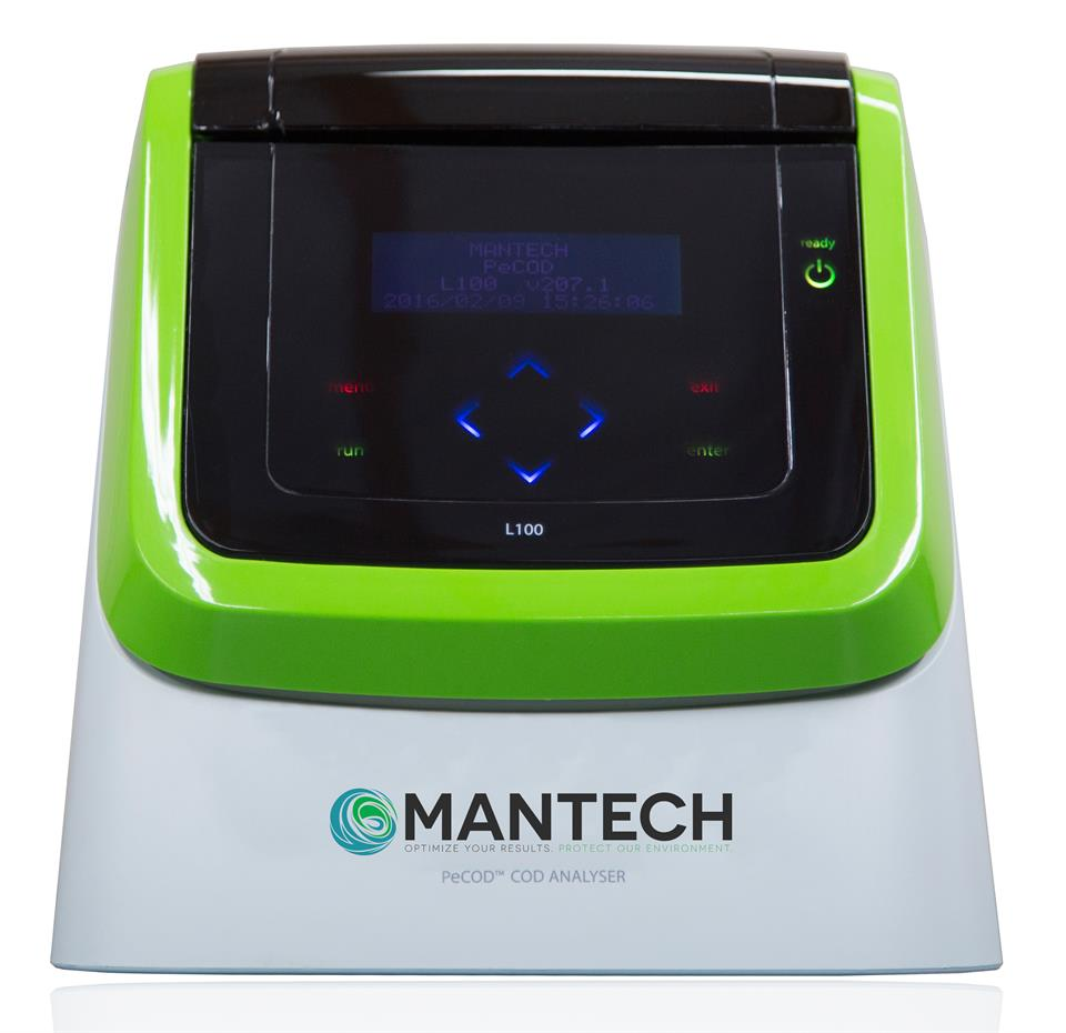 MANTECH PeCOD Analyzer - Laboratory Model