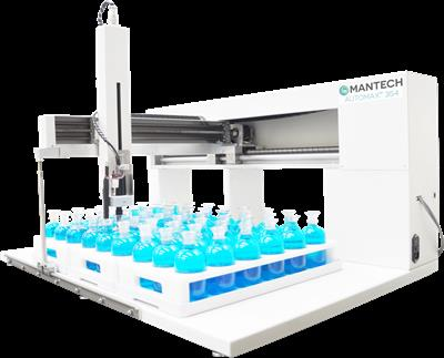 MANTECH - Model BOD AM390 - Biochemical Oxygen Demand (BOD) Analysis on 90-Place Rack