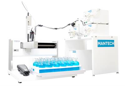 MANTECH - Model BOD AM122 - Biochemical Oxygen Demand (BOD) Analysis on 23-Place Rack