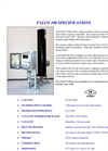 FALCO - Model 100 - Catalytic Oxidizer Brochure